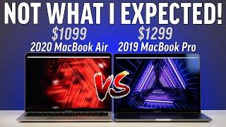 "2020 MacBook Air vs 2019 13"" Pro - Best Budget MacBook?"