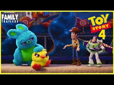 TOY STORY 4 Teaser Trailer #2   Meet Ducky and Bunny