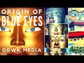 The Origin of Blue Eyes: The Ancient 'Gods' and Their Royal Descendants