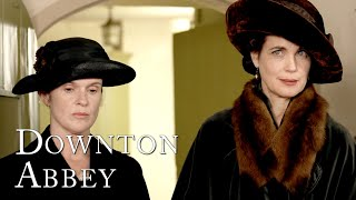 Cora Discovers The Servants Stealing   Downton Abbey