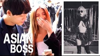 What Koreans Think Of Unique American Fashion (Seoul Fashion Week) | ASIAN BOSS