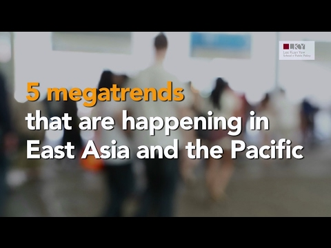 5 megatrends happening in East Asia and the Pacific