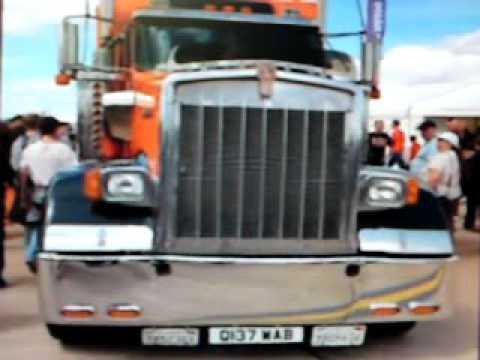 Hello, im a Truck...