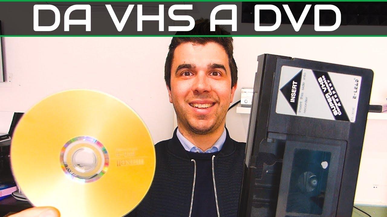 Trasferire facilmente i propri video VHS sul PC - Magix