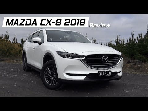 Mazda CX 8 2019 Review chi tiết phiên bản Premium 2 cầu