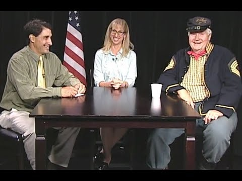 "The Community Show Victor Margiotta w/Joe Ryan ""Living History"" pt 2 and Cindy Merend former student"
