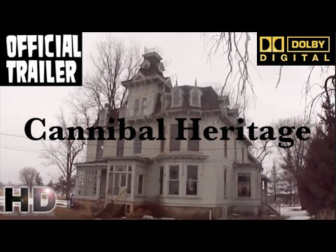 "Cannibal Heritage ""Trailer"" New Exploitation Horror 2017"