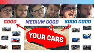 Is YOUR CAR COOL? Live Ranking!