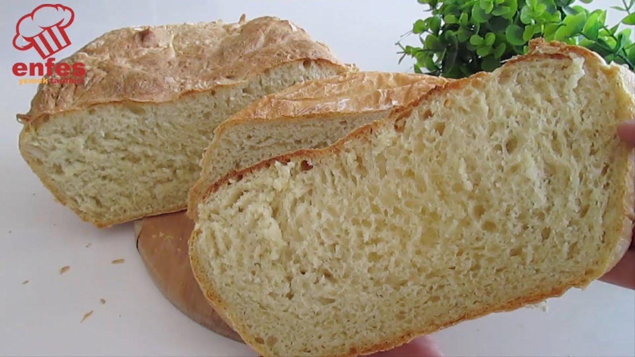 MÜKEMMEL ekmeğin 🥖 SIRRI❗  😋Bu EKMEK İnanılmaz derecede KOLAY ve LEZZETLİ OLUYOR❗ Enfes Yemek Tarflr