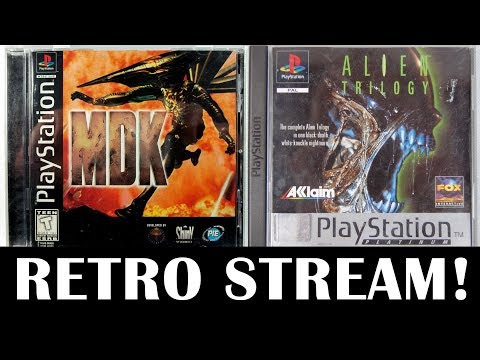 Let's Play PS1 games on original hardware! Live PS1 gameplay