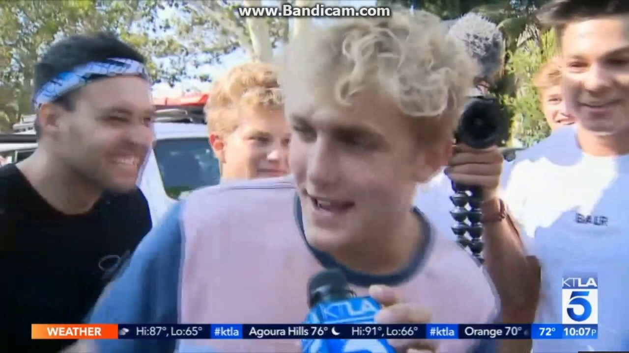Disney Ditches Social Media Star Jake Paul After Rowdy Shenanigans Go Viral