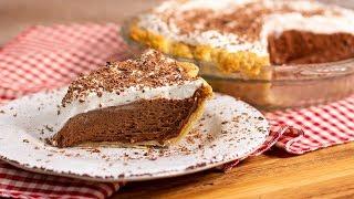 French Silk Pie Recipe   Ep. 1332