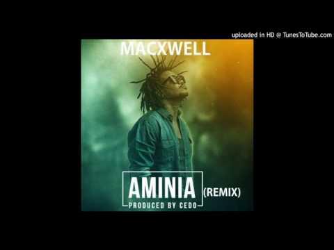 Nyashinski - Aminia (Macxwell EDM_Trap Remix)