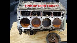 EPA won't like this 1000HP engine!