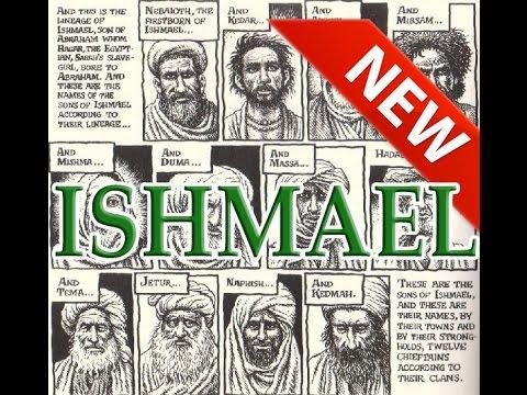 Ishmael/Arabs/Iranians