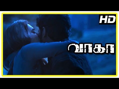 Wagah Tamil movie scenes | Ranya takes...