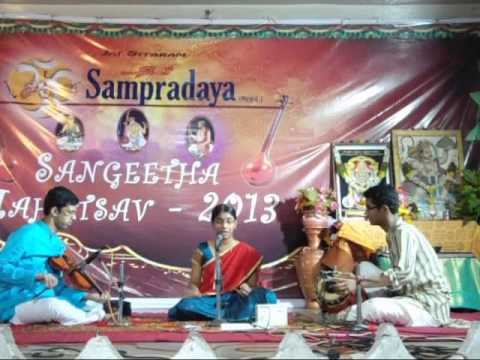 Gam GanapatheHamsadhwaniTrisra Adi