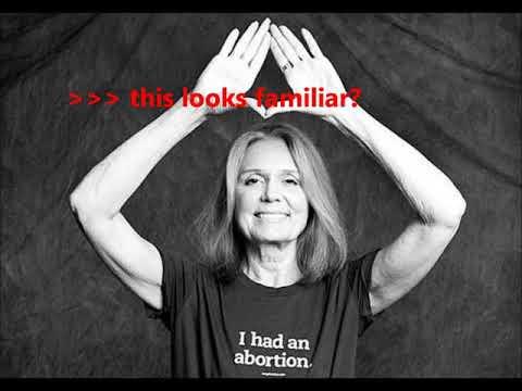 Gloria Steinem manipulated black women to go against BM's