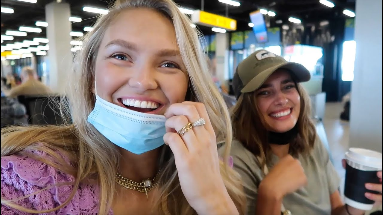 Reunited with the girls!   Romee Strijd (VLOG 71)