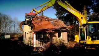 Abriss altes Haus / Bereinigung Grundstück