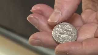 Advice on Collecting Ancient Coins. VIDEO: 3:10.
