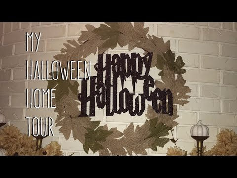 "My Halloween ""Farmhouse"" Tour"