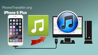 How to Sync Music & Playlist from iPhone 6 Plus to iTunes via TunesGo