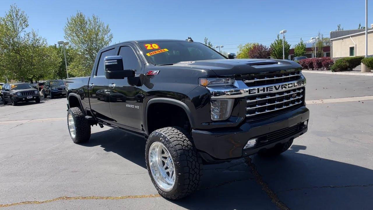 2020 Chevrolet Silverado Reno, Carson City, Northern Nevada, Sacramento, Elko, NV 61890