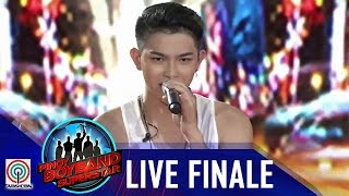 "Pinoy Boyband Superstar Grand Reveal: Joao Constancia - ""Twerk It Like Miley"""