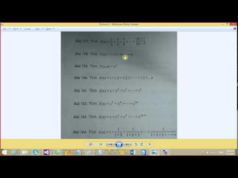 Lập trình C/C++ - Giải bài tập đệ quy - Part 1