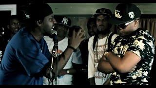 Syah Boy vs KP rap battle