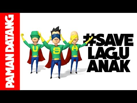 SUPER USA - PAMAN DATANG #SaveLaguAnak