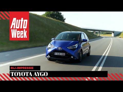 Toyota Aygo - AutoWeek Review - English subtitles