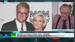 'Morning Joe' host loses cool after Trump 'murder' tweet