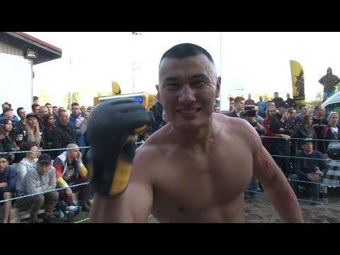 ウズベキスタンのチンピラVS格闘家