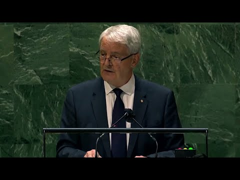 Canada's foreign affairs minister addresses UN General Assembly, takes aim at China | FULL ADDRESS