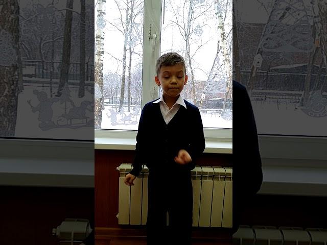 Изображение предпросмотра прочтения – ТимурКахаров читает произведение «Снег да снег» А.А.Блока