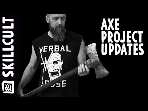 All Axe Project Updates and Follow Ups! Council, Wraps, Unfinished Mods