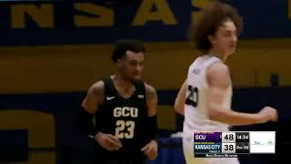 Highlights: GCU Basketball at Kansas City | Jan. 18, 2020