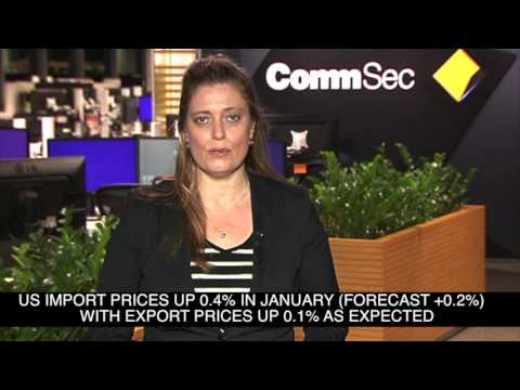 US Close 13 Feb 17: Positive Chinese data helps lift US Markets