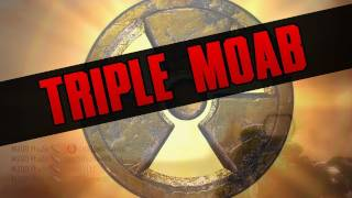 "MW3 |  ""TRIPLE MOAB GAMEPLAY""! 