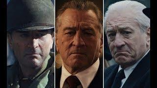 Watch Robert De Niro De-Age In The Irishman