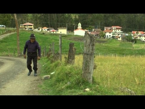 Ecuador: el pueblo de los niños emigrantes