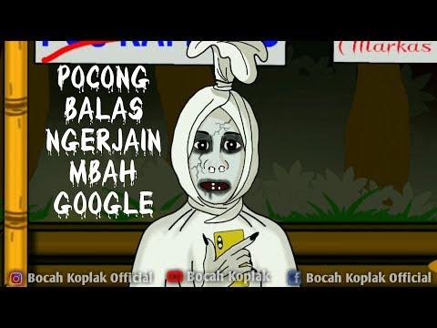 Hantu Lucu Pocong Ngerjain Mbah Google Kartun Hantu Lucu Bocah Koplak