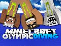 Minecraft: OLYMPIC DIVING? (Playing Pig)