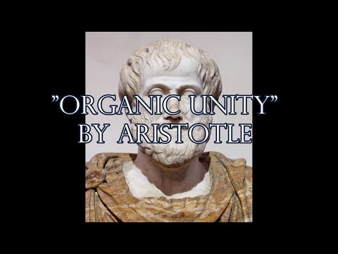 Organic Unity by Aristotle