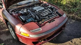 i m selling my mitsubishi 3000gt vr4 for 1000