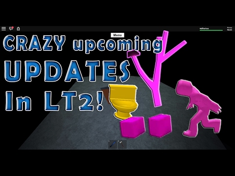 AWESOME Upcoming UPDATES!! Roblox Lumber Tycoon 2