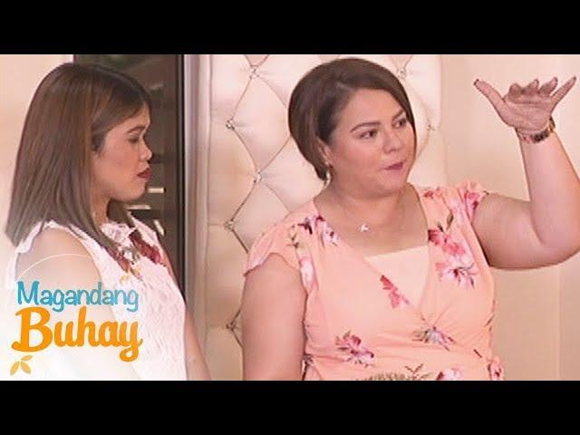 Magandang Buhay: Momshie Karla's revelation about Daniel