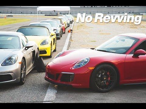 Porsche Destination Event